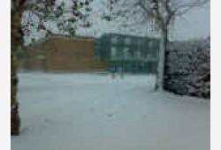 neve a metà dicembre 2009