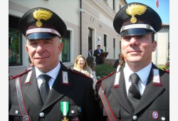 Inaugurazione Caserma Carabinieri 2012