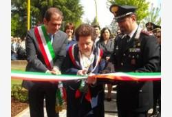 Inaugurazione Caserma Carabinieri - 2012